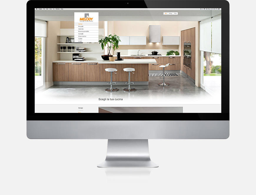 W3design realizzazione siti web clienti realizzazione - Siti design arredamento ...